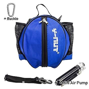 Amazon.com: Y-Nut - Bolsa de baloncesto con bomba de aire ...