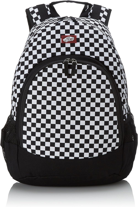 : Vans Men's Van Doren Backpack BlackWhite
