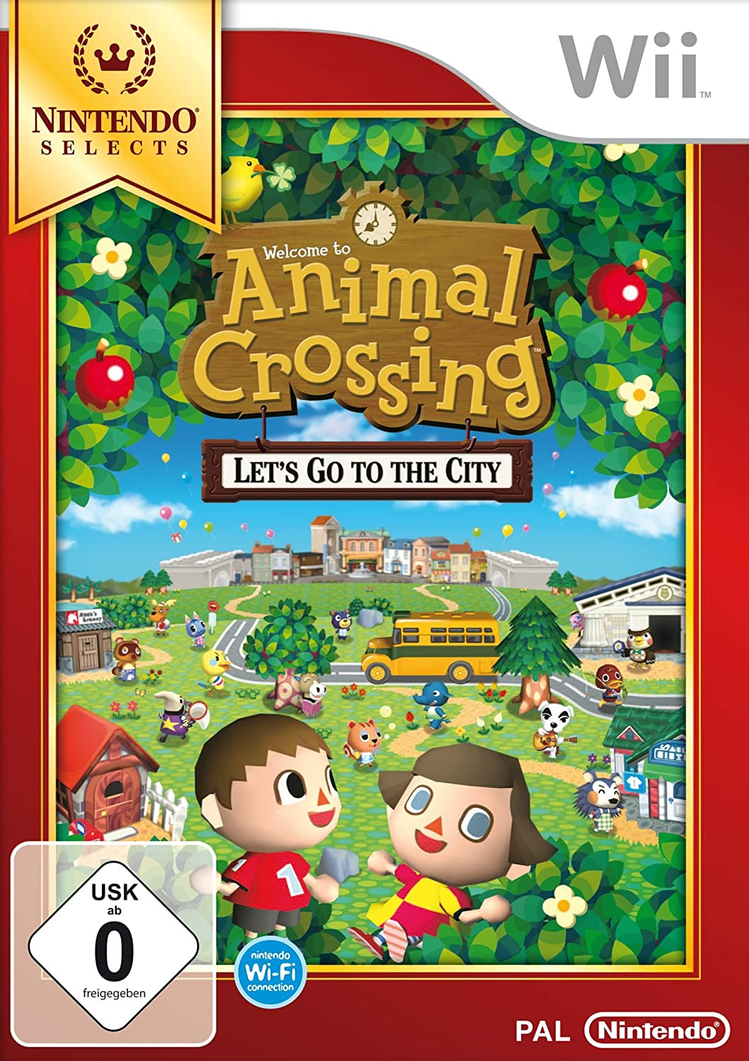 Animal Crossing: Lets Go to the City [Nintendo Selects ...