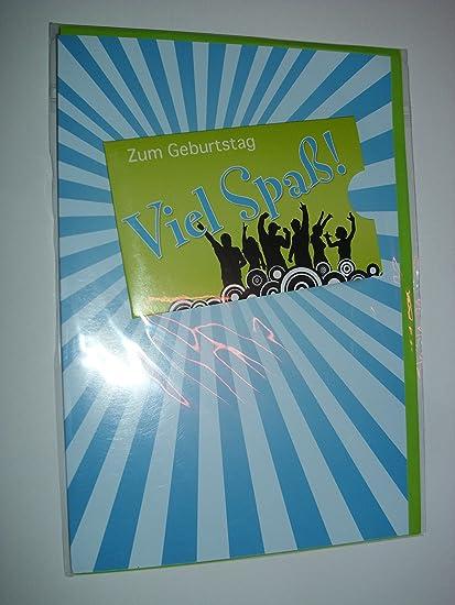 Carte D Anniversaire Animee Carte Anniversaire Viel Activite Cartes Avec Enveloppes Vert Amazon Fr Fournitures De Bureau