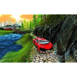 Offroad Car Drifting and Driving :DRIFT SUPER CAR