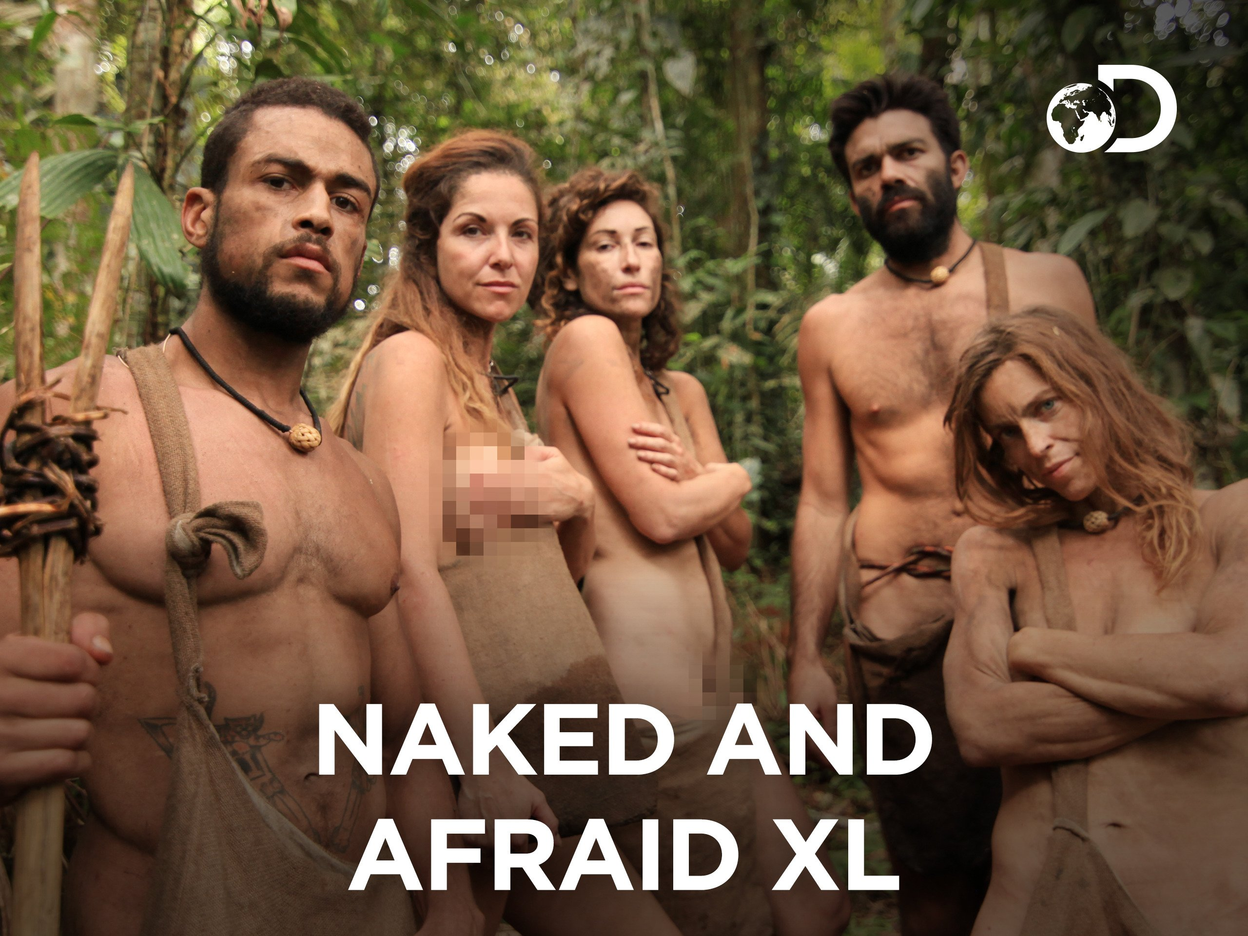 Naked And Afraid Stars - Xxx Photo-5715