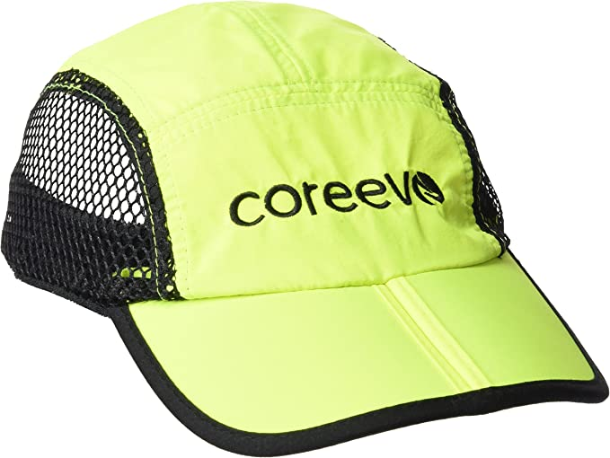coreevo - Running Cap 2.0, Color Fluor: Amazon.es: Deportes y aire ...