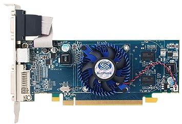Sapphire Radeon HD4550 512 MB DDR3 DVI/TVO/VGA Tarjeta ...