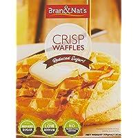 Bran & Nat's Instant Crisp Waffles Premix, 323 g