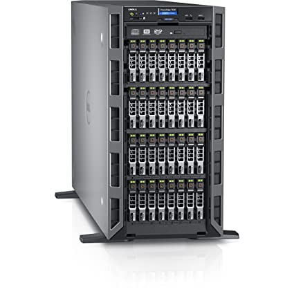Amazon com: Dell PowerEdge T630 5U Tower Server - 1 x Intel