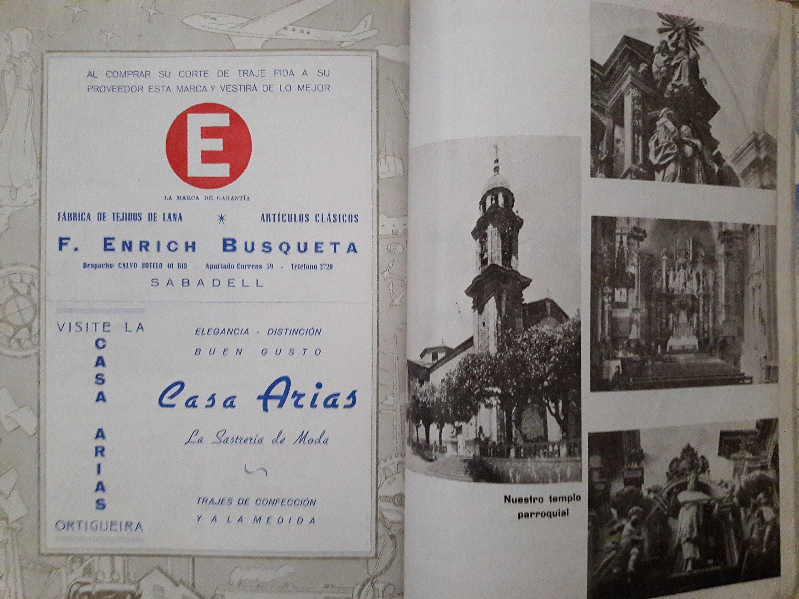 Amazon.com: Ortigueira,libro de las fiestas patronales.1953 ...