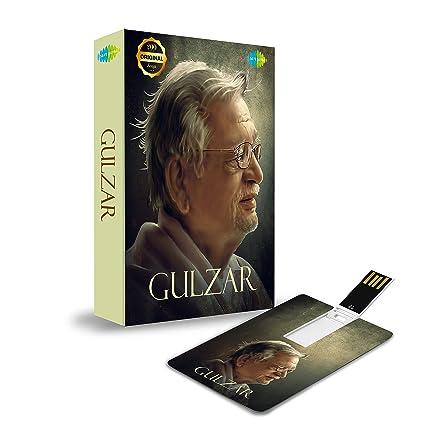 Music Card: Gulzar - 320 Kbps MP3 Audio (4 GB)
