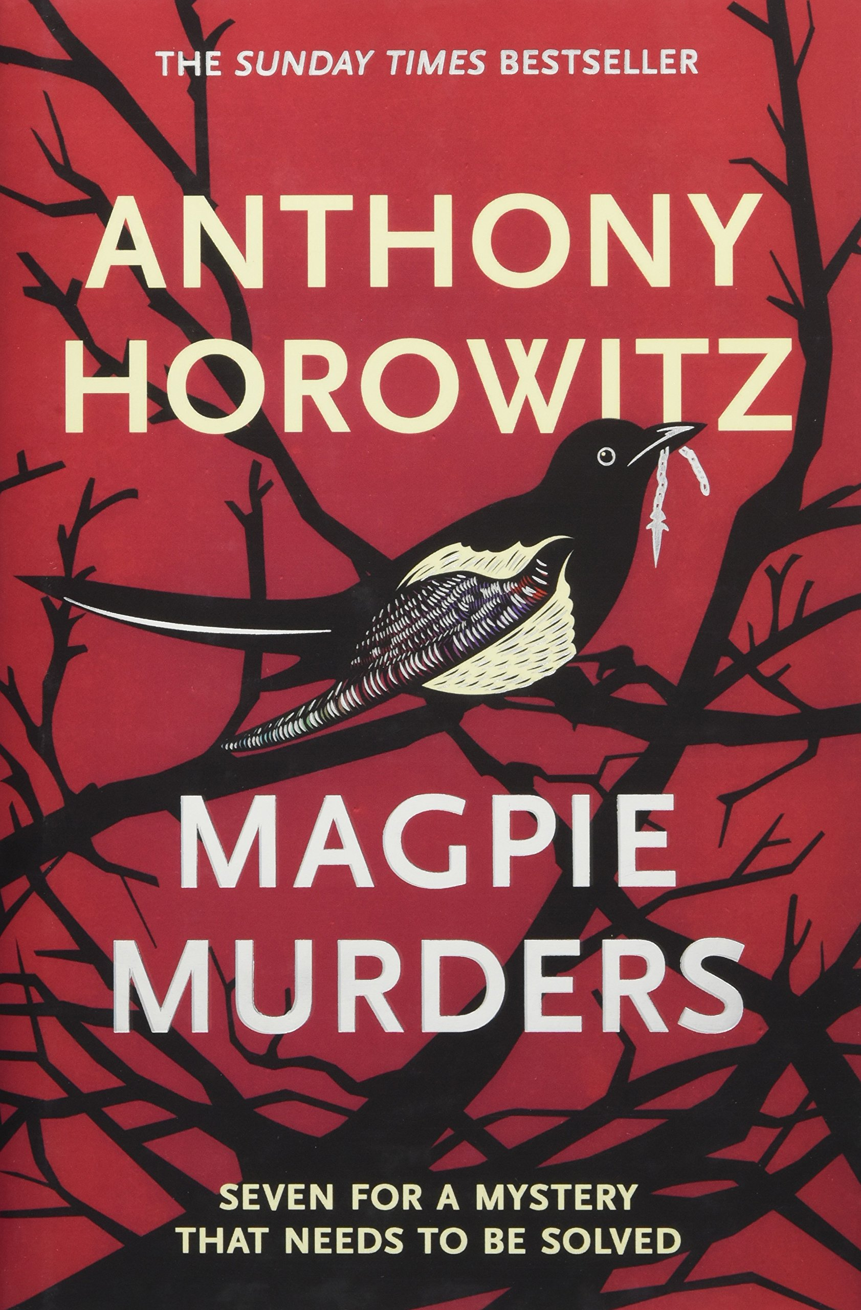 Image result for the magpie murders