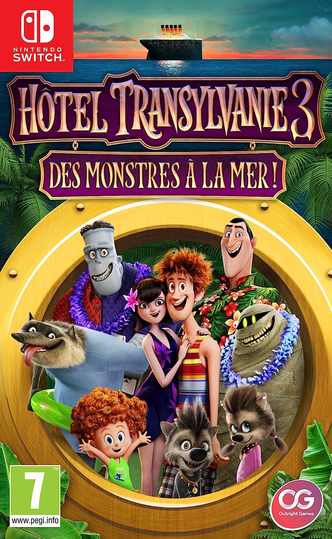 Hotel Transylvanie 3: Des Monstres à la Mer [Importación francesa ...