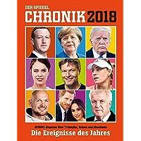 DER SPIEGEL: Chronik 2018
