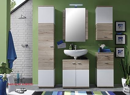 trendteam Campus San Remo 1316-801-91 - Mueble de baño bajo de ...