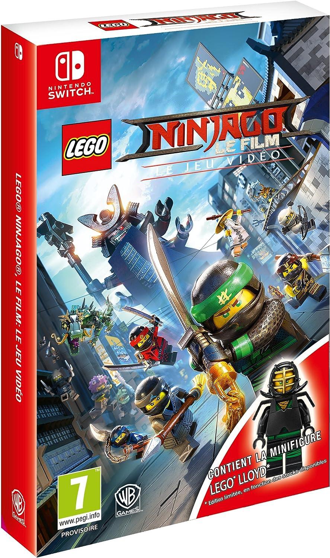 LEGO NINJAGO: le Film: Amazon.es: Videojuegos
