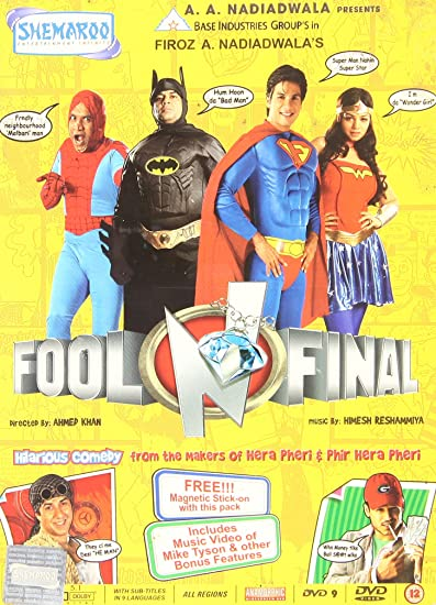 Amazon In Buy Fool N Final Dvd Blu Ray Online At Best Prices In