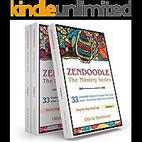 Zendoodle Box Set: 99 Zendoodle Patterns to Inspire