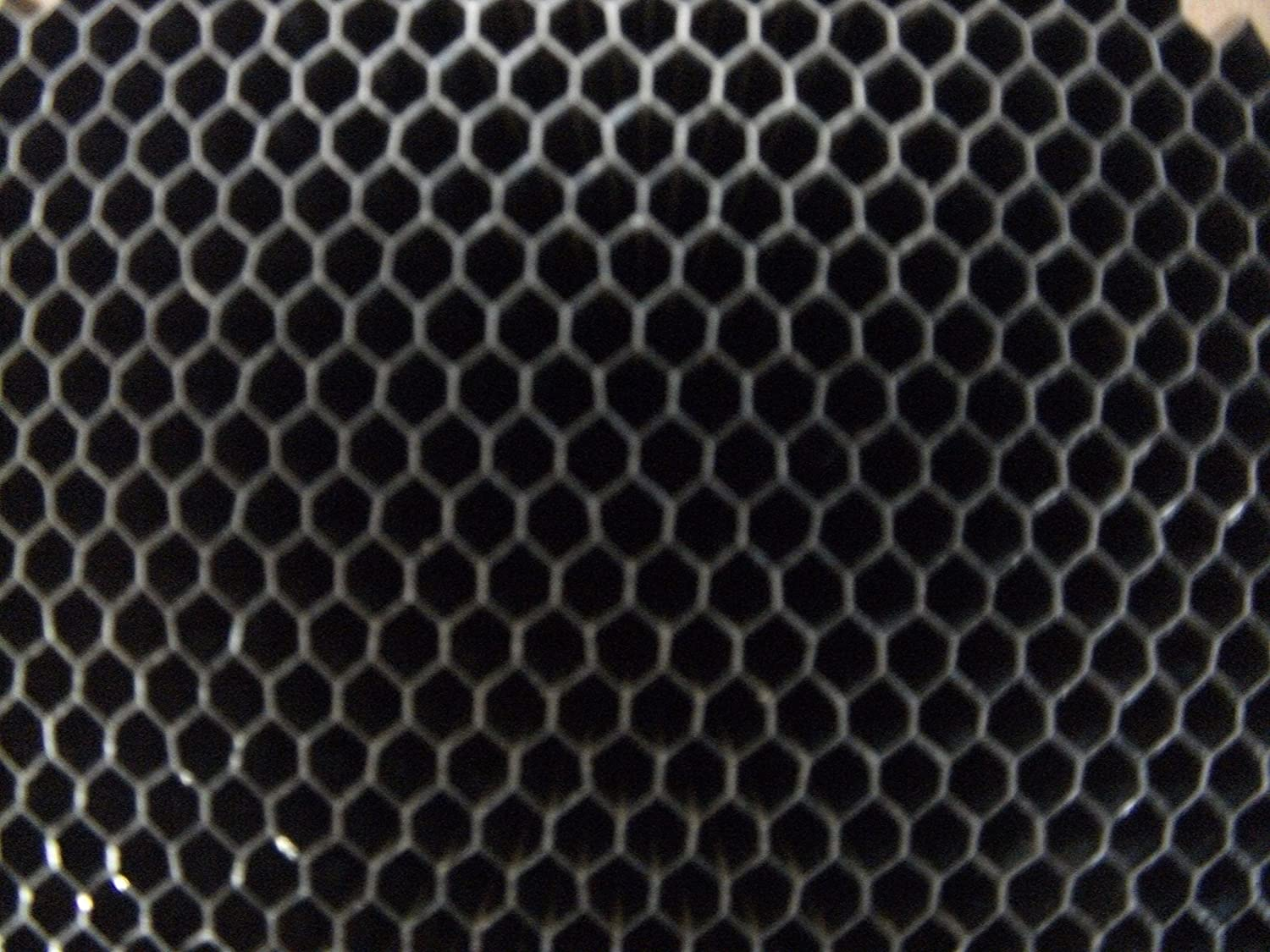 "1//4/"" Cell 18/"" x 18/"" x 1.00/"" Aluminum Honeycomb Grid Core Mesh"