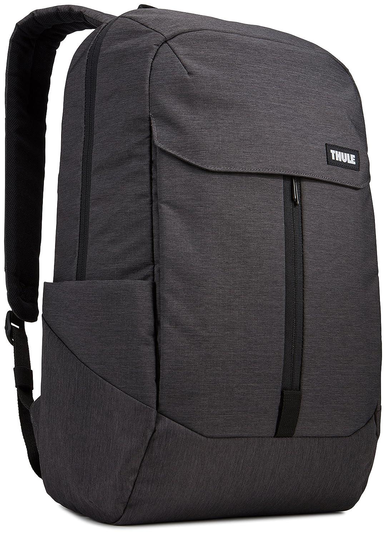 [スーリー] リュック Thule Lithos Backpack 容量:20L ノートパソコン収納用 B078TT6XH5 Black One Size