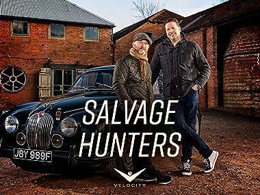 watch salvage hunters classic cars season 1. Black Bedroom Furniture Sets. Home Design Ideas