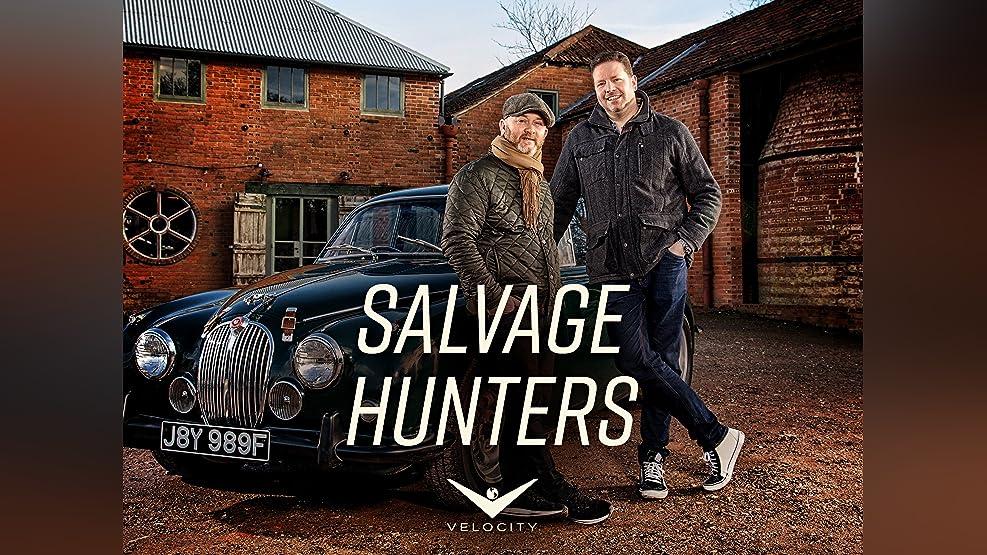 Salvage Hunters Classic Cars Season 1