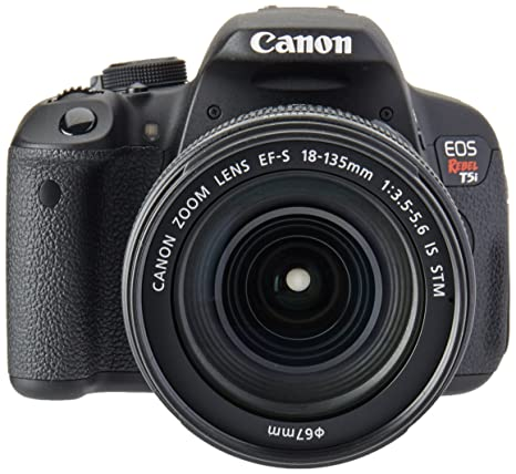 Review Canon EOS Rebel T5i