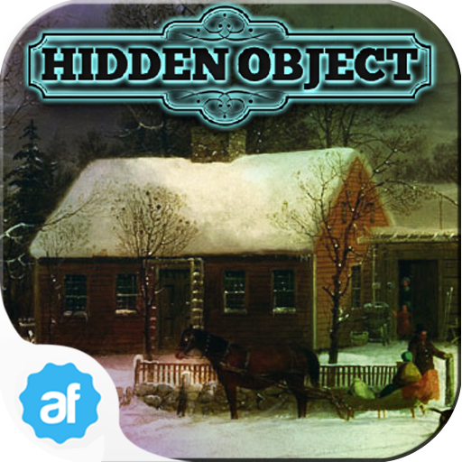 Hidden Object - Winter Time Free