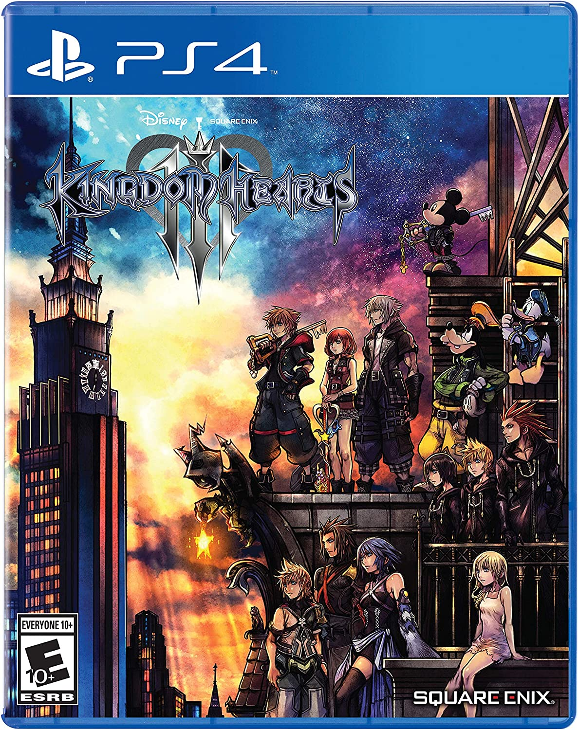 Kingdom Hearts III - Playstati...