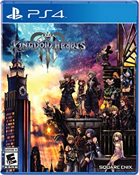Kingdom Hearts III Standard Edition for PS4 or Xbox One