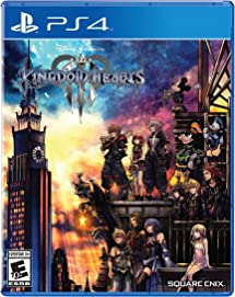 Kingdom Hearts Iii   Play Station 4 by By    Square Enix