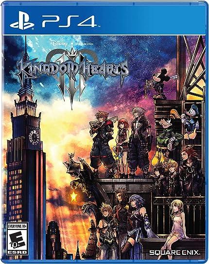 Kingdom Hearts III - PlayStation 4
