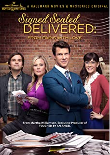 Amazon.com: Signed, Sealed, Delivered Christmas: Eric Mabius ...