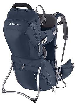 ba9787305c9c VAUDE Shuttle Comfort Porte-bébé Confortable pour la randonnée Mixte  Adulte, Marine