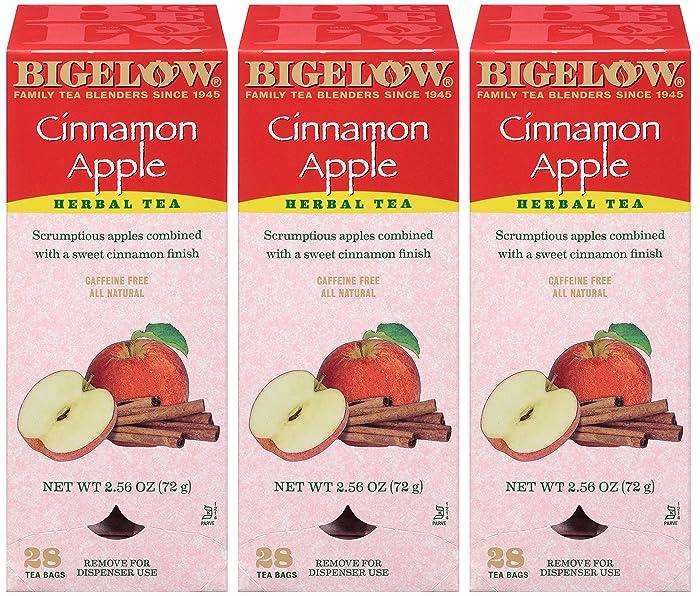 Top 10 Apple Cinnamon Herbal Tea