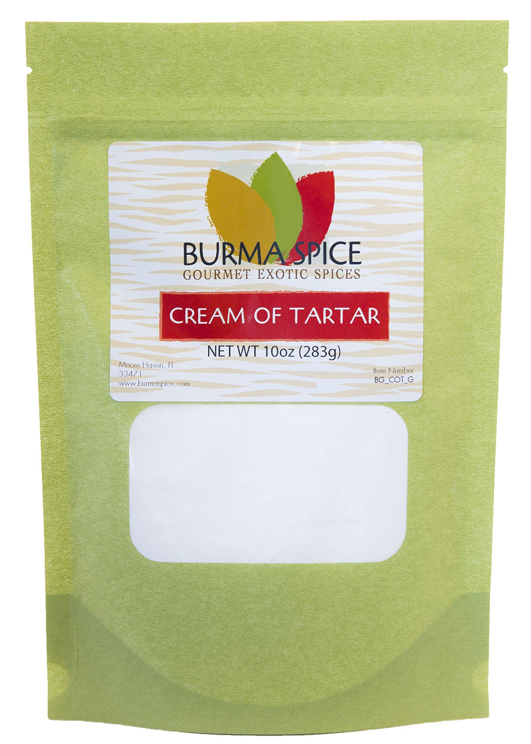 Cream of Tartar : Baking Stabilizer : Baking Cooking Spice Seasoning : Kosher Certified (10oz.)