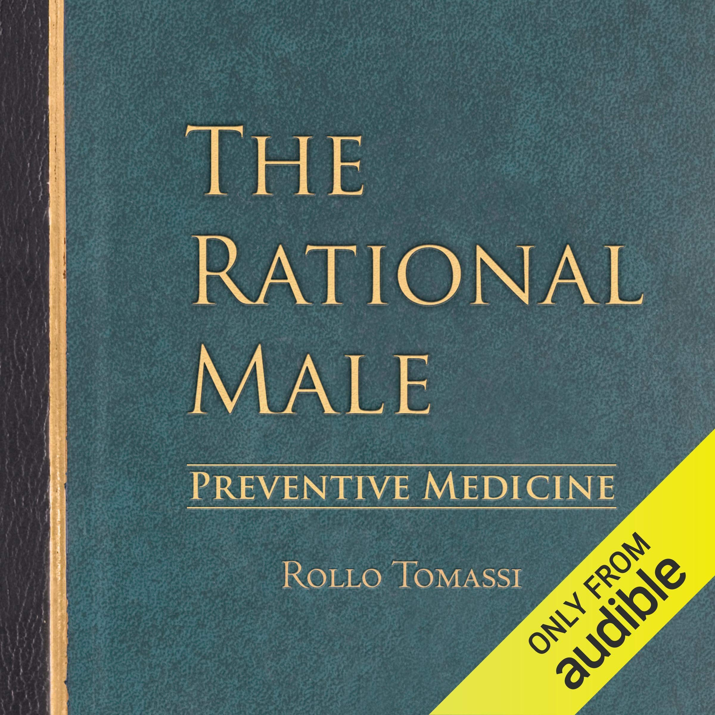 Preventive Medicine: The Rational Male, Book 2