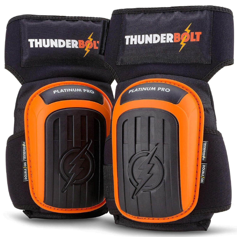 Thunderbolt Knee Pads For Work