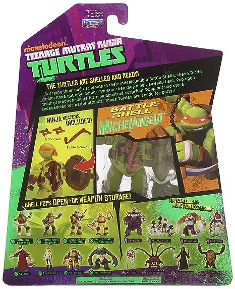 Tortugas Ninja - Playset (Flair 90523): Amazon.es: Juguetes ...