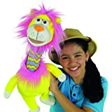 Splash Toys - 30966 - Peluche ventriloque Mimic Mees Lion