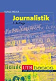 Journalistik (utb basics, Band 2958)