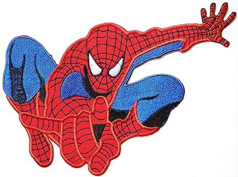 24,13 cm x 15,24 cm grande gran araña Spiderman Web superhéroe ...