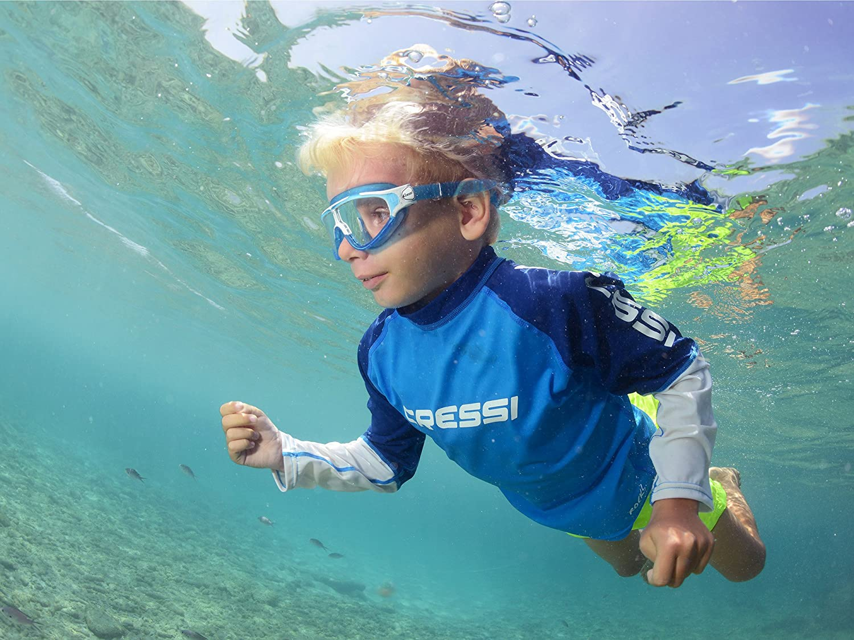14c5f8435dc2 Amazon.com   Cressi Wide View Swim Mask for Kids aged 2