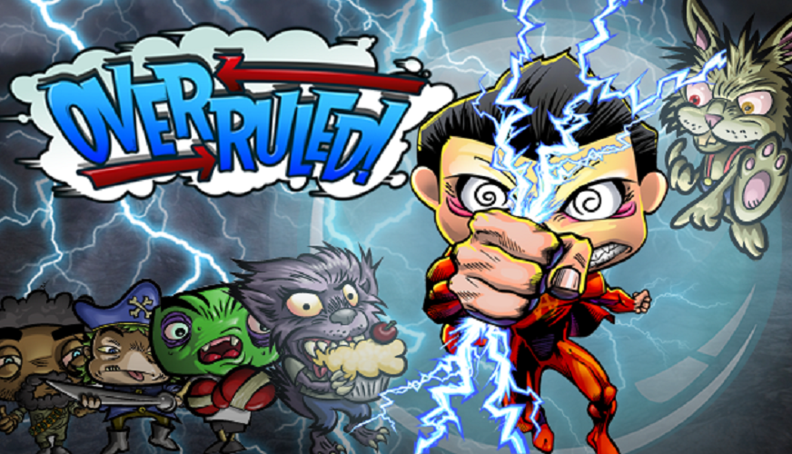 Overruled! [Online Game Code]