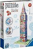 Ravensburger - 12569 2 - Big Ben, Tula Moon Special Edition, Puzzle 3D Building, 216 Pezzi
