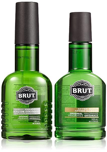 Regalo Brut Faberge set (agua de colonia 100 ml, más después del afeitado 100ml