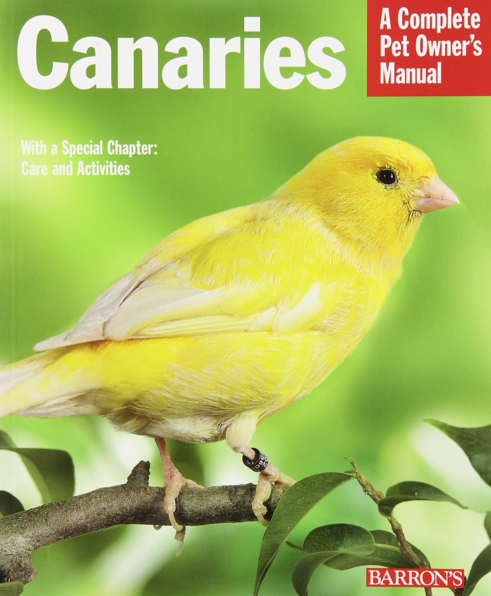 Canaries (Complete Pet Owner's Manuals)