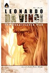 Leonardo Da Vinci: The Renaissance Man: A Graphic Novel (Campfire Graphic Novels) Paperback