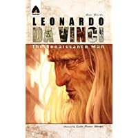 Leonardo Da Vinci: The Renaissance Man: A Graphic Novel (Campfire Graphic Novels)