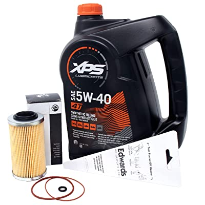 2010-2020 Sea-Doo Wake 155 Oil Change Kit: Automotive