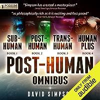 The Post-Human Omnibus: Books 1-4