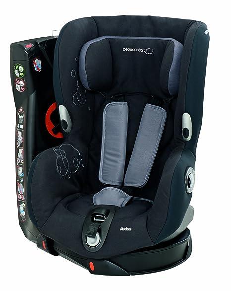 Bébé confort - Silla de coche, color negro: Amazon.es: Bebé
