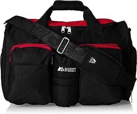 front facing everest unisex gym bag